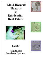 Mold Hazards in Residential Real Estate
